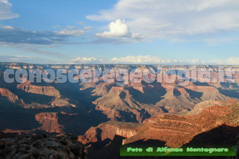 Grand Canyon: la colonna geologica più completa al mondo – FOTOGALLERY CONOSCEREGEOLOGIA.IT