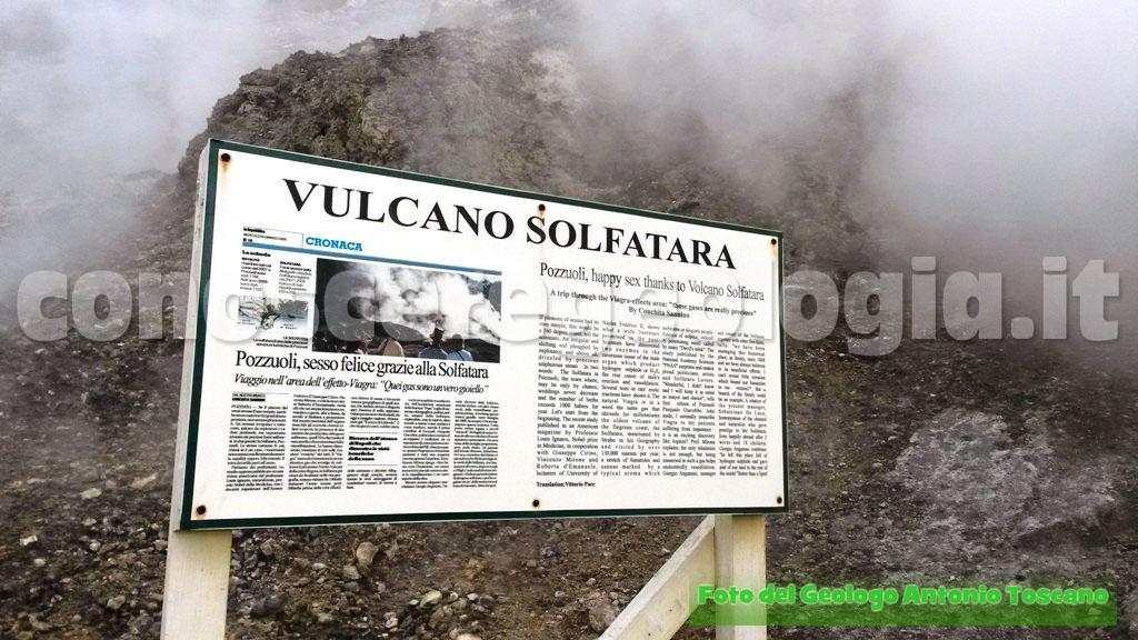 Campi Flegrei: la Solfatara di Pozzuoli – FOTOGALLERY CONOSCEREGEOLOGIA
