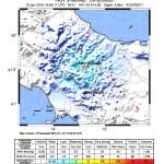 Sciame sismico in Molise