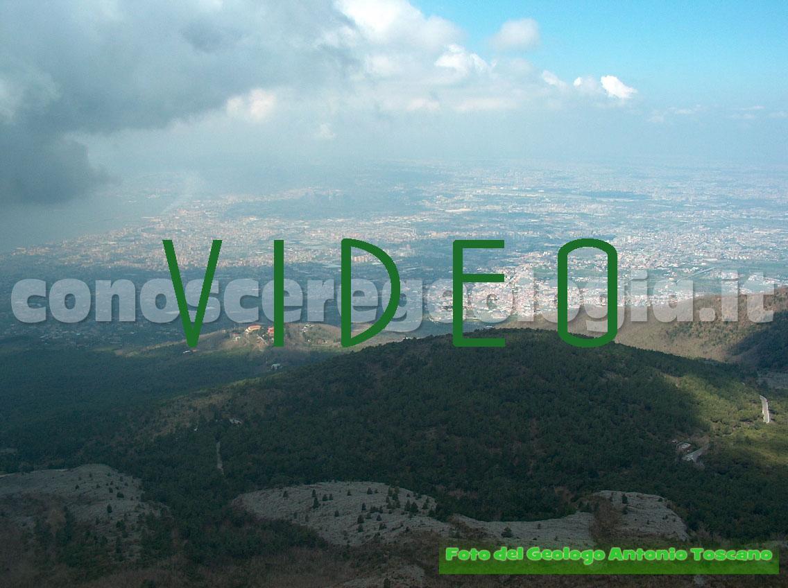 La salita al cono del Vesuvio!!! – VIDEO CONOSCEREGEOLOGIA