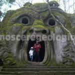 Arte e Geologia: i mostri di Bomarzo