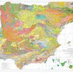 La nuova Carta Geologica della penisola Iberica