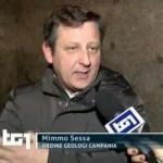 La Villa Romana di Minori (Sa) come testimonianza del Rischio Idrogeologico: il Geologo Sessa al TG1
