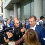 VIDEO CONOSCEREGEOLOGIA.IT – Il Sindaco di Napoli Luigi De Magistris arriva al Congresso dei Geologi