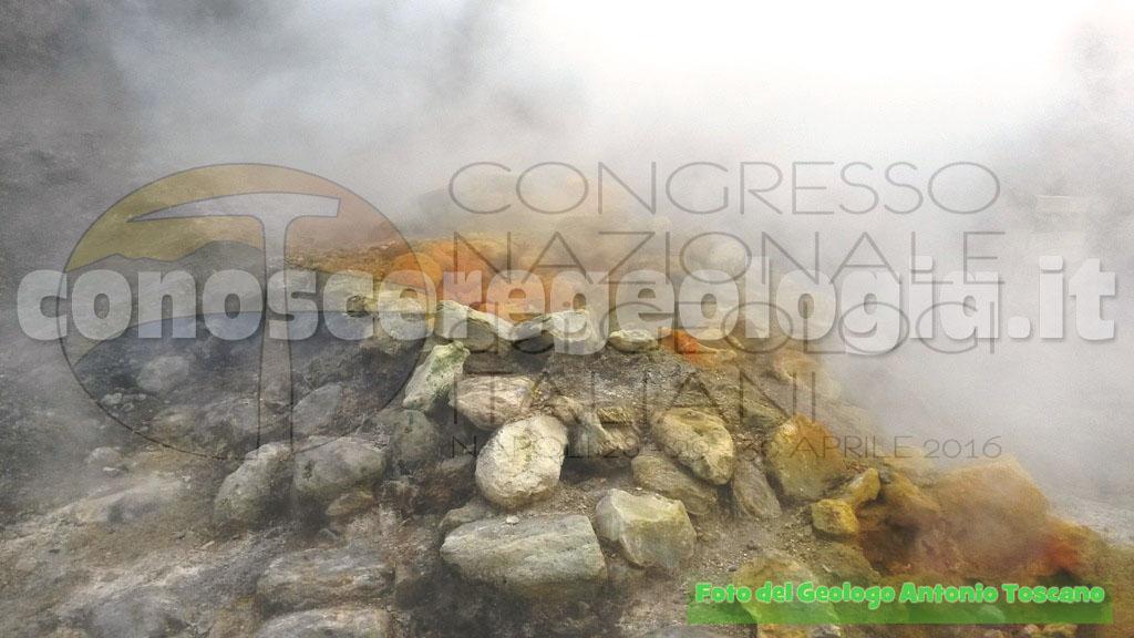 Breifing stampa dei geologi italiani sui crateri dei Campi Flegrei