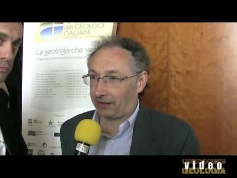 VIDEO CONOSCEREGEOLOGIA.IT – Congresso Nazionale, risorsa idrica: parla il Geologo Zangheri