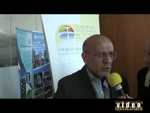 VIDEO CONOSCEREGEOLOGIA.IT – Congresso Nazionale, parla il Presidente dell'Ordine dei Geologi della Campania Dr. Russo