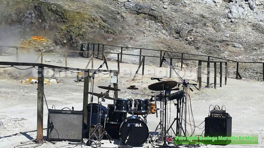 Canto Flegreo, il video con la 'musica della Terra' – VIDEO CONOSCEREGEOLOGIA.IT