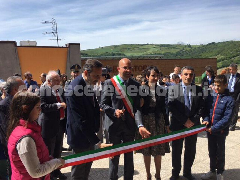 Inaugurato il Museo del Terremoto a San Giuliano di Puglia