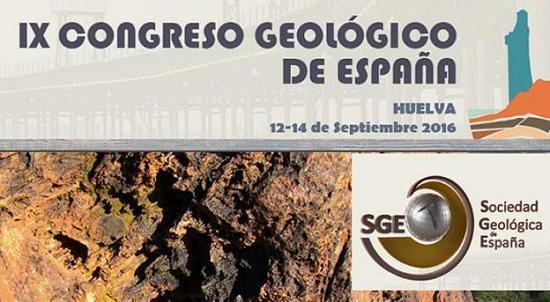 A settembre il Congresso della Società Geologica di Spagna, presso Huelva