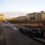 Firenze, la voragine sul Lungarno è stata causata da liquefazione del suolo