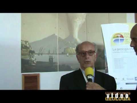 VIDEO CONOSCEREGEOLOGIA.IT – Congresso Nazionale, il Dr. Guglielmo Emanuele parla del SINGEOP