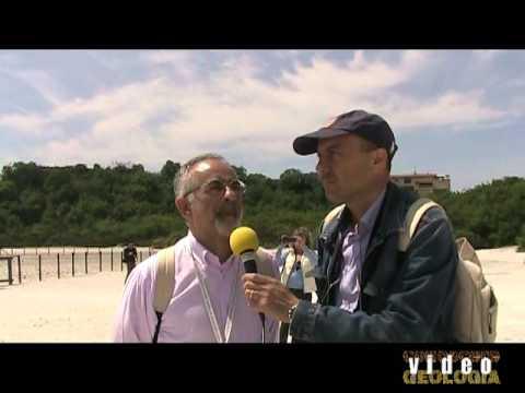 VIDEO CONOSCEREGEOLOGIA.IT- dal cratere della Solfatara parla il Dr. Benedetto