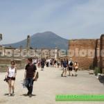 Rischio Vesuvio, i geologi dal sito archeologico di Pompei per parlare dello stato del vulcano più famoso al mondo