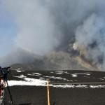 L'Etna e il nuovo cratere di Sud-Est – COMUNICATO INGV
