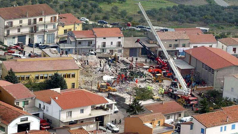 """Geologi: """"Due nuove scuole in Molise realizzate senza alcuna conoscenza geologica"""" – COMUNICATO STAMPA CNG"""