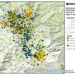Sequenza sismica tra le province di Rieti, Perugia, Ascoli Piceno, L'Aquila e Teramo: aggiornamento delle ore 09.00 – NOTA STAMPA INGV