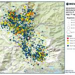 Sequenza sismica province di Rieti, Perugia, Ascoli P., L'Aquila e Teramo: aggiornamento ore 08.00 – 31 agosto – NOTA STAMPA INGV