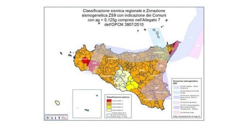 """Geologi: """"In Sicilia ben il 92 per cento degli edifici scolastici è in aree potenzialmente ad elevato rischio sismico"""" – COMUNICATO STAMPA CNG"""