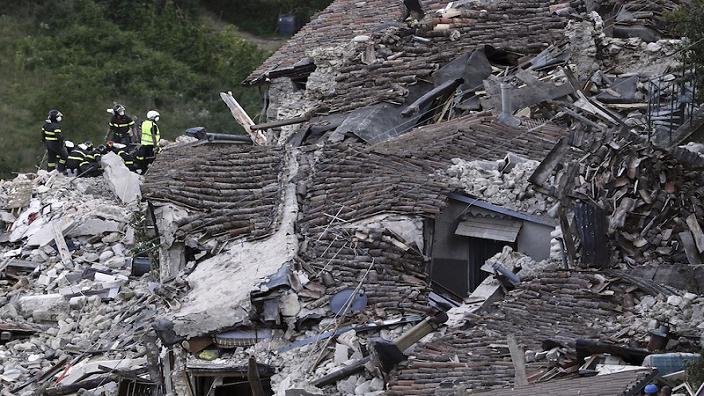 Terremoto centro Italia: assistenza alla popolazione – COMUNICATO DPC