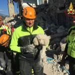 Terremoto Italia centrale, Amatrice 25 agosto 2016 – FOTO VIGILI DEL FUOCO