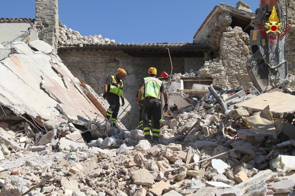 Terremoto centro Italia: popolazione assistita – COMUNICATO STAMPA PROTEZIONE CIVILE