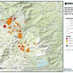 Terremoto centro Italia: continua tuttora lo sciame sismico nel reatino