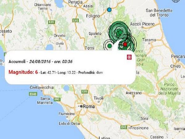 """Geologi: """"In Italia almeno 24 milioni di persone in aree ad elevato rischio sismico"""" – COMUNICATO STAMPA CNG"""