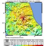 ShakeMap per visualizzare lo scuotimento prodotto da un terremoto – NOTA STAMPA INGV