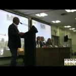 VIDEO CONOSCEREGEOLOGIA – Congresso Società Geologica, apertura dei lavori del Prof. Morra