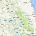 Ancora un sisma di Mw 4.2 in provincia di Perugia