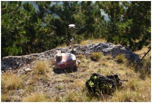 Terremoto in Italia centrale: le reti GPS misurano lo spostamento della faglia – NOTA STAMPA INGV