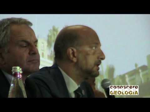 VIDEO CONOSCEREGEOLOGIA – Congresso Società Geologica, intervento del Prof. Cappelletti