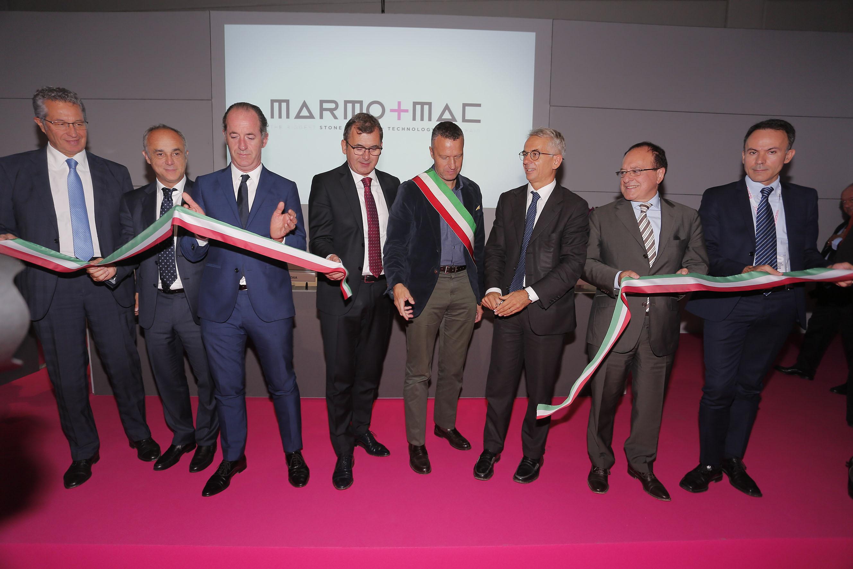 Marmomacc 2016 hub mondiale per l'innovazione e la promozione