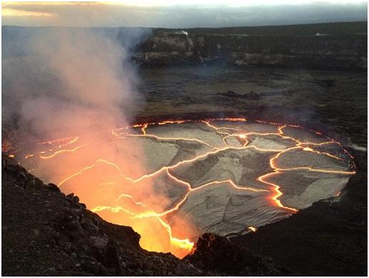 INGV va al Kīlauea per studiare lo stato di attività dei vulcani