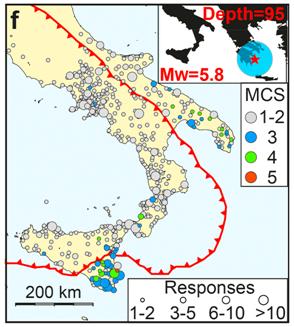"""I cittadini contribuiscono alla ricerca sismologica con i questionari """"Haisentitoilterremoto"""""""