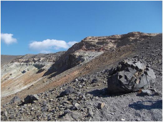 Vulcano (Isole Eolie), evoluzione geologica e storia eruttiva