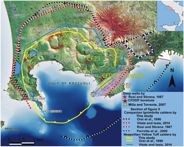 Campi Flegrei Deep Drilling Project (CFDDP): primi risultati dal pozzo di Bagnoli