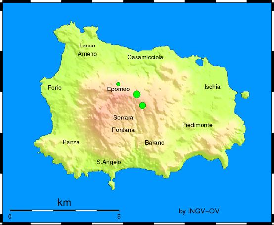 Vulcano Ischia, continua la nostra intervista a De Natale – VIDEO