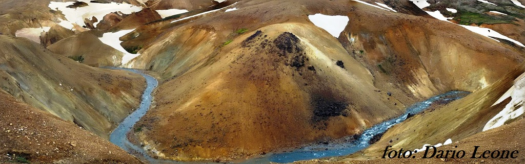 "La ""Montagna della strega"", il vulcano islandese Kerlingarfjöll – FOTOGALLERY"
