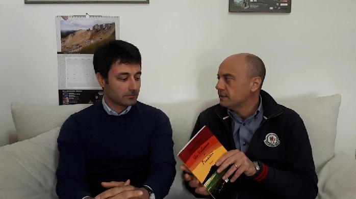 Il geologo Antonio D'Anna presenta il suo primo libro – VIDEO INTERVISTA di CONOSCEREGEOLOGIA