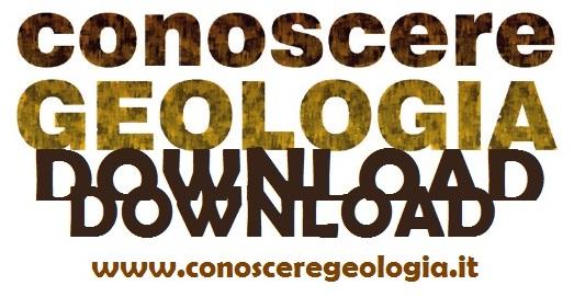 Download gratuito Conoscere Geologia