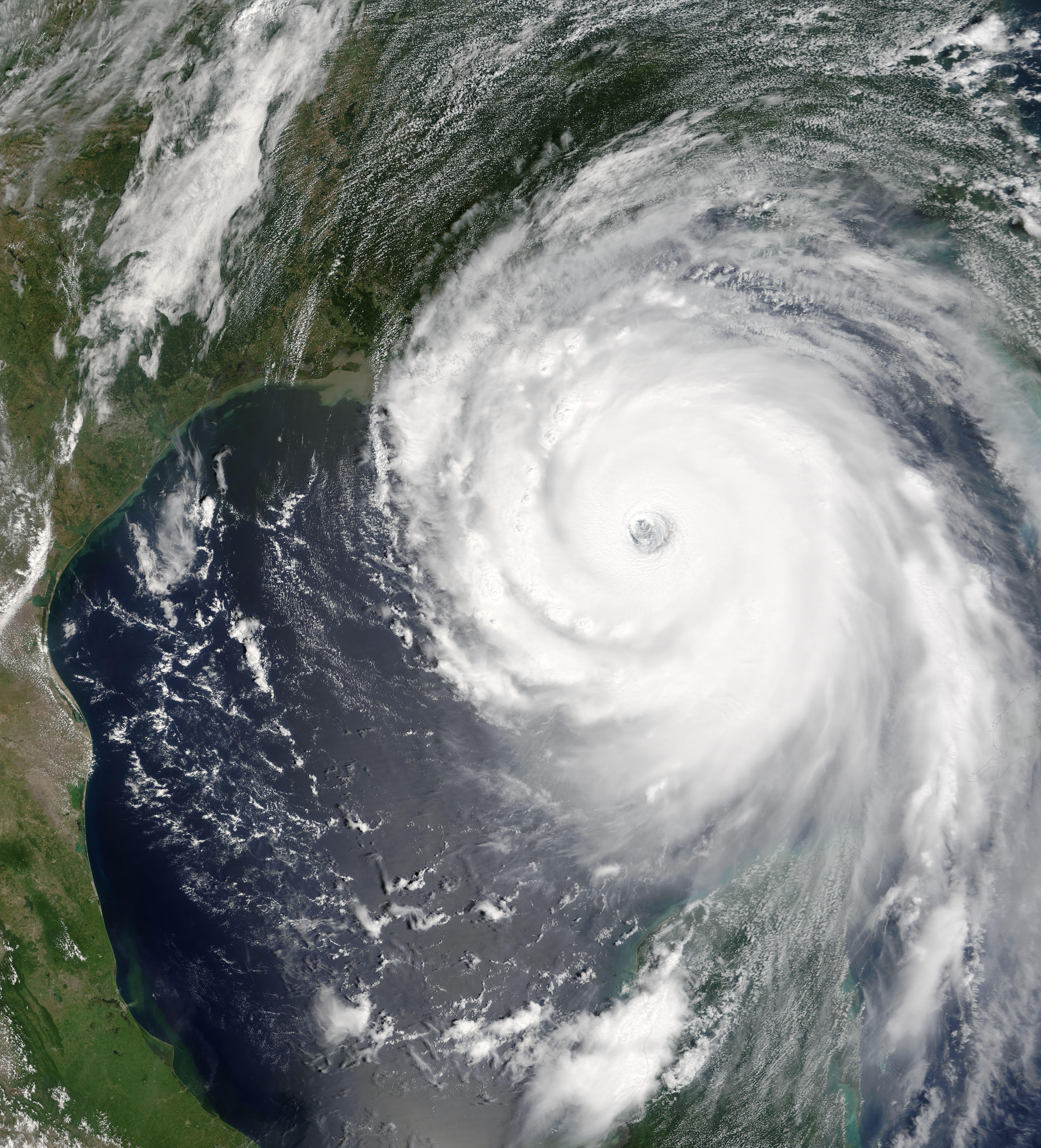 Cosa sono gli uragani?
