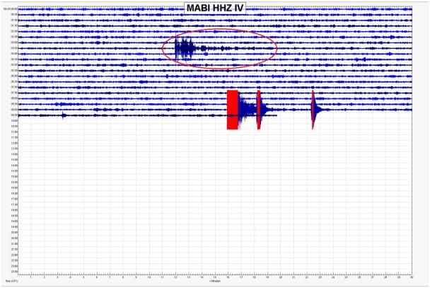Registrata anche dall'INGV l'esplosione di magnitudo 6.3 in Corea del Nord