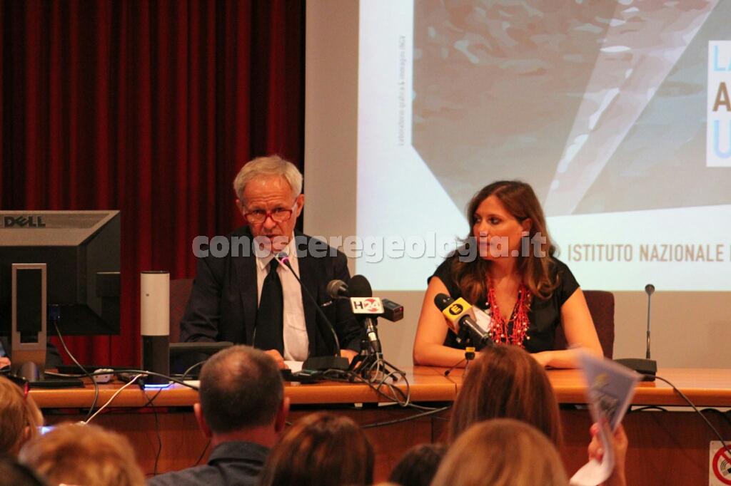 A un anno dal terremoto di Amatrice: l'INGV presenta il risultati sulla sequenza sismica del centro Italia e di Ischia.