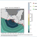 INGV: Terremoto M8.0 al largo del Messico, 8 settembre ore 06:49 italiane