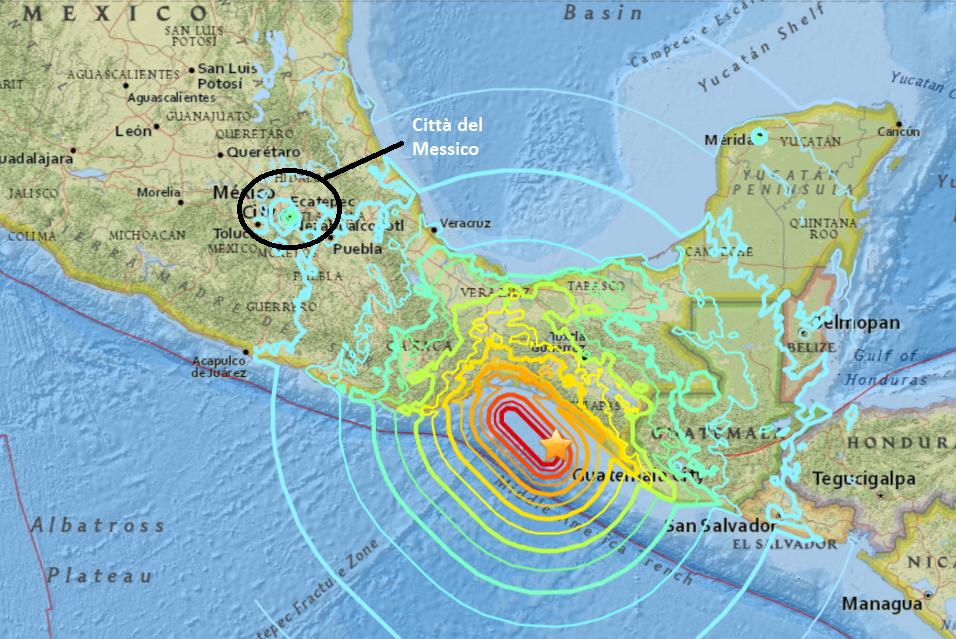 Terremoto in Messico, perché si è sentito così forte nella capitale del paese?