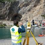 I monitoraggi di tipo geomatico di fronti rocciosi