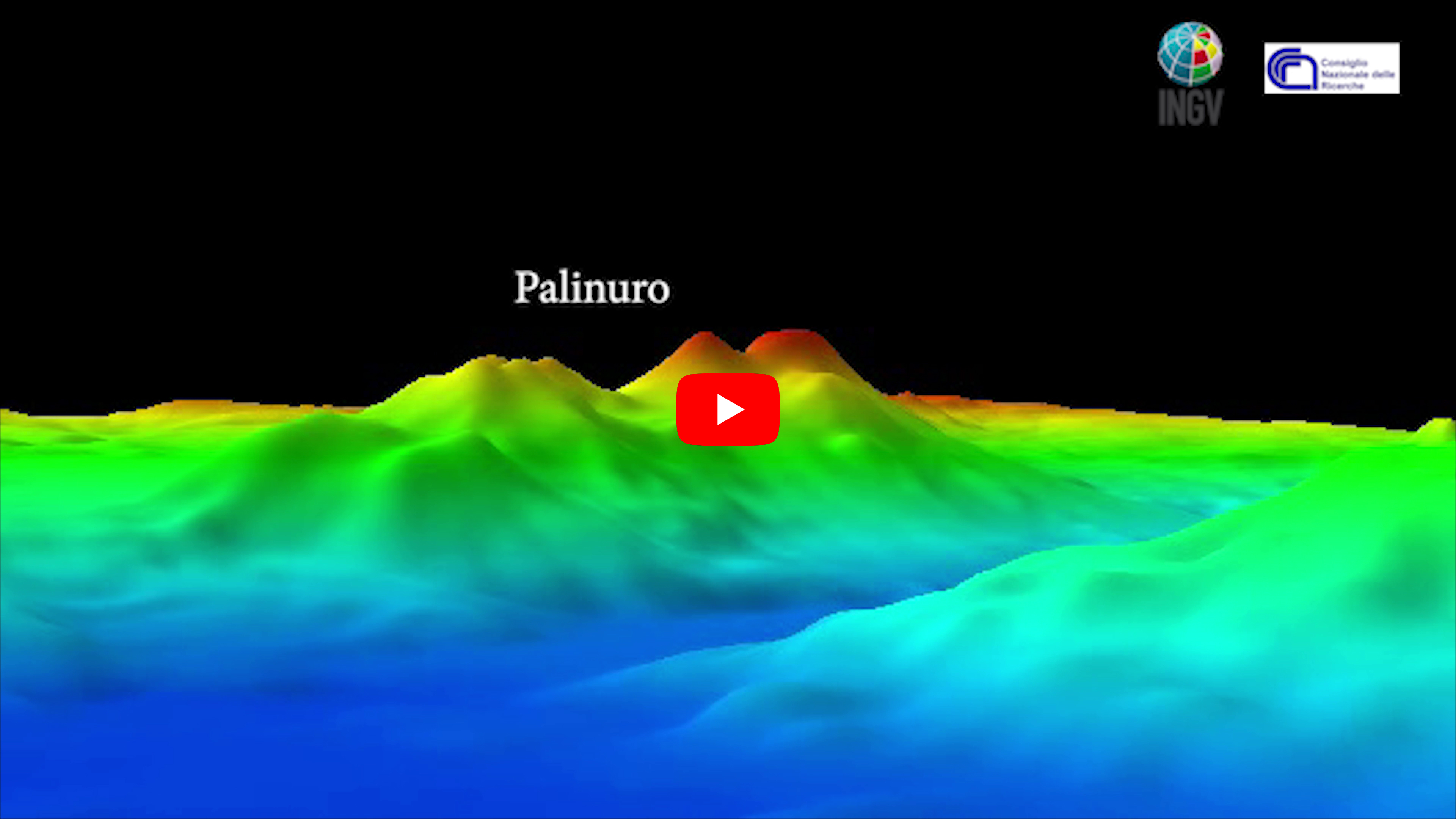 Una famiglia di vulcani nel Mar Tirreno – VIDEO INGV