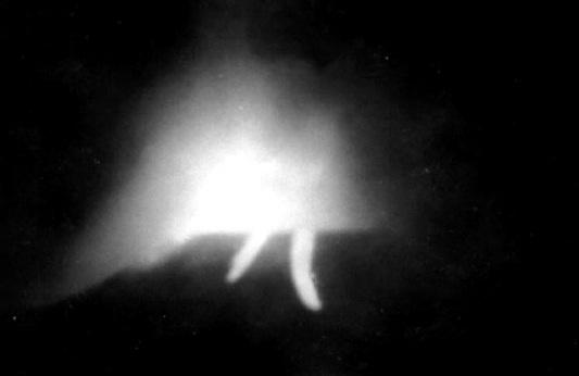 Giuseppe Damiani e l'eruzione terminale dell'Etna del luglio 1964